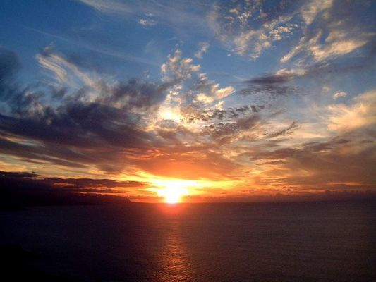 Das Sonnenpünktchen von Teneriffa