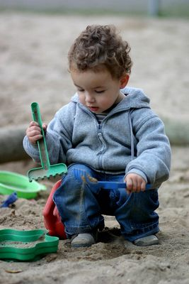 Das spielende Kind