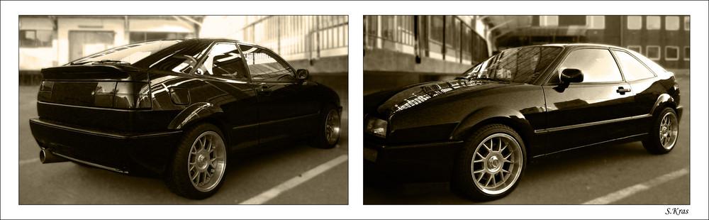 Das Sportcoupé von VW von 1988 bis 1995 - Der Corrado
