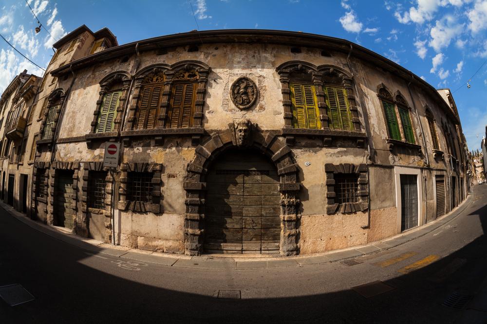 Das Spukhaus von Verona