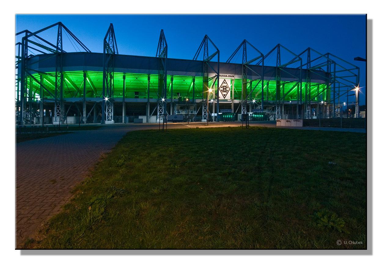 das stadion im nordpark