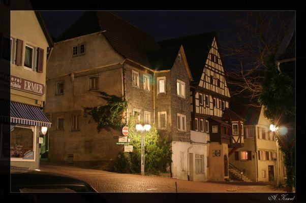 Das Städtle in Lauffen am Neckar