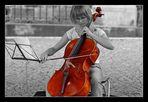 Das Ständchen der Cellistin