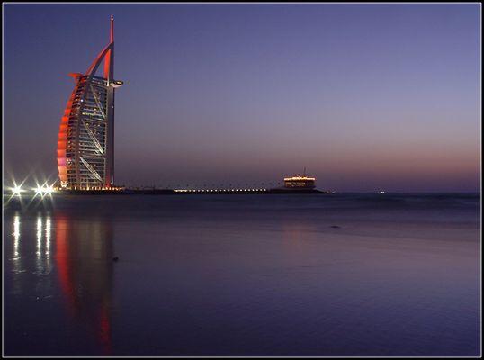 DAS Standartmotiv in Dubai...