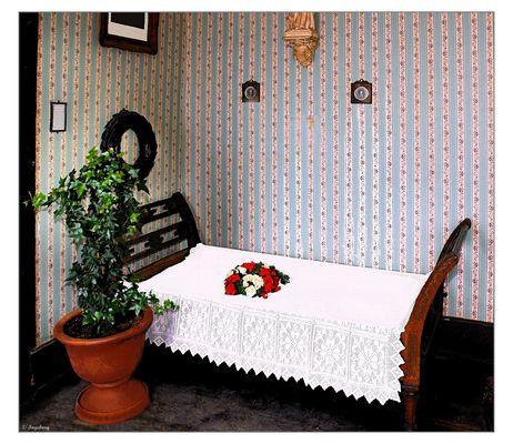 Das Sterbebett