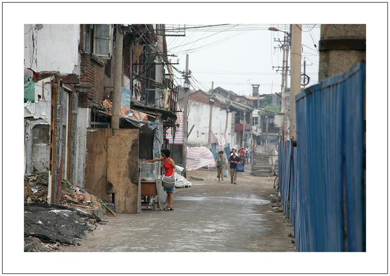 Das Sterben der Hutongs - Durchhalten bis zum Schluss