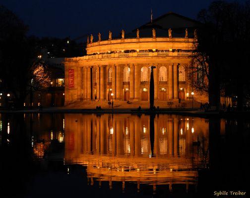 Das Stuttgarter Opernhaus