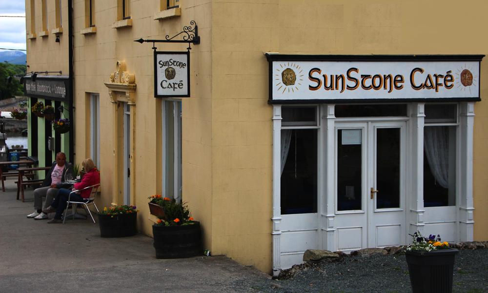 Das Sunstone Café