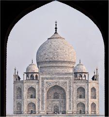 Das Taj Mahal...