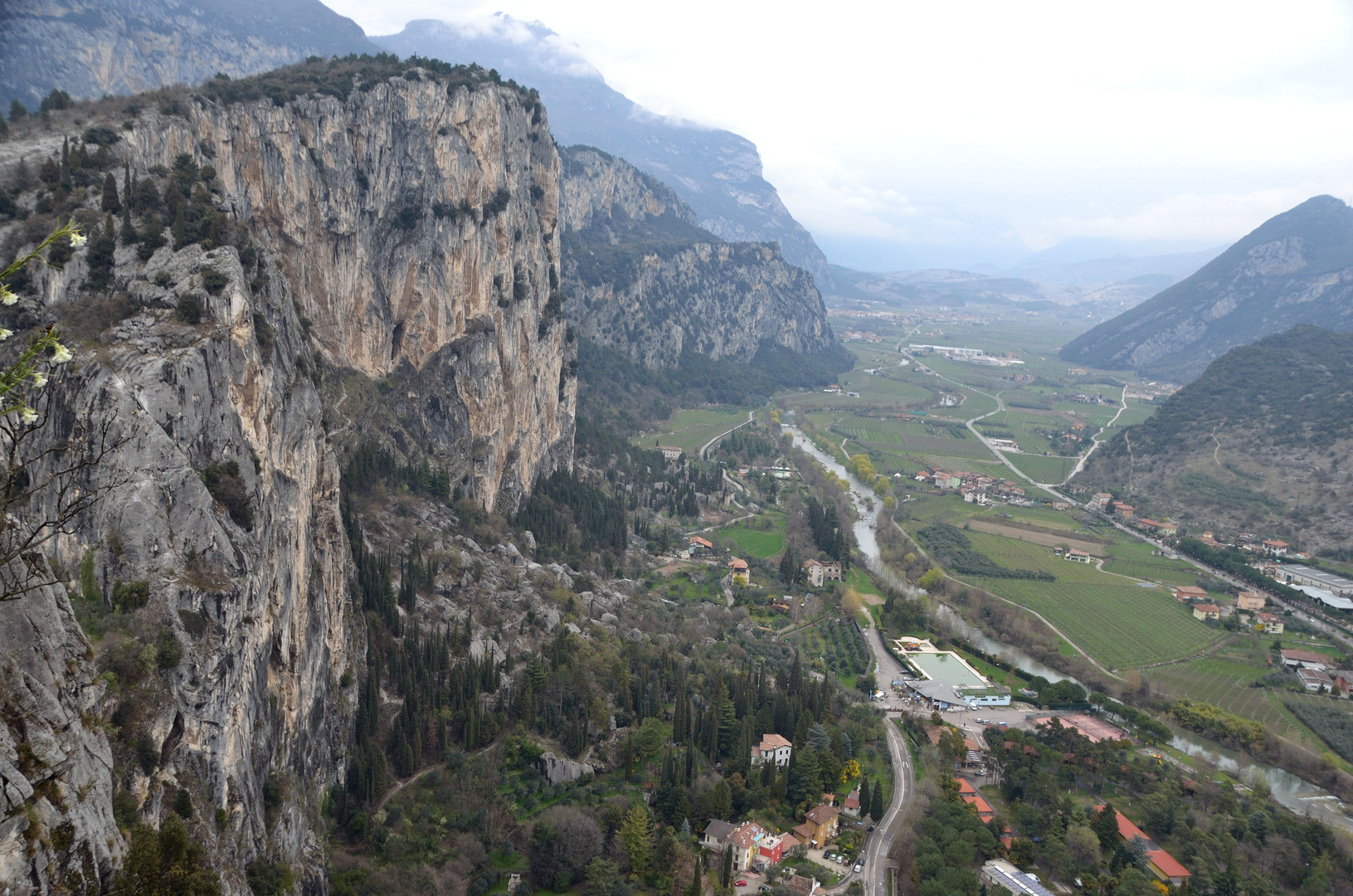 Das Tal der Sarca