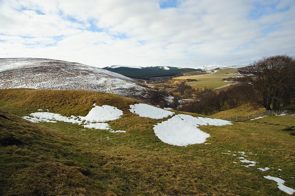 Das Tal des Fiddich