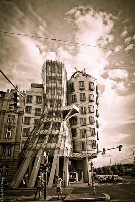 Das tanzende Haus