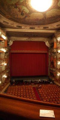 Das Theater - St Petersburg, Russia