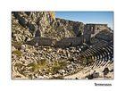 Das Theater von Termessos