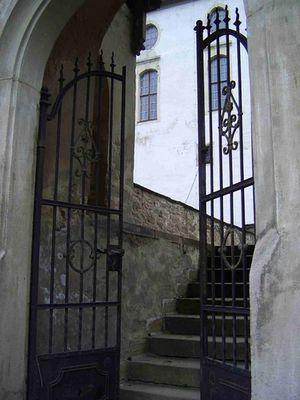 Das Tor...