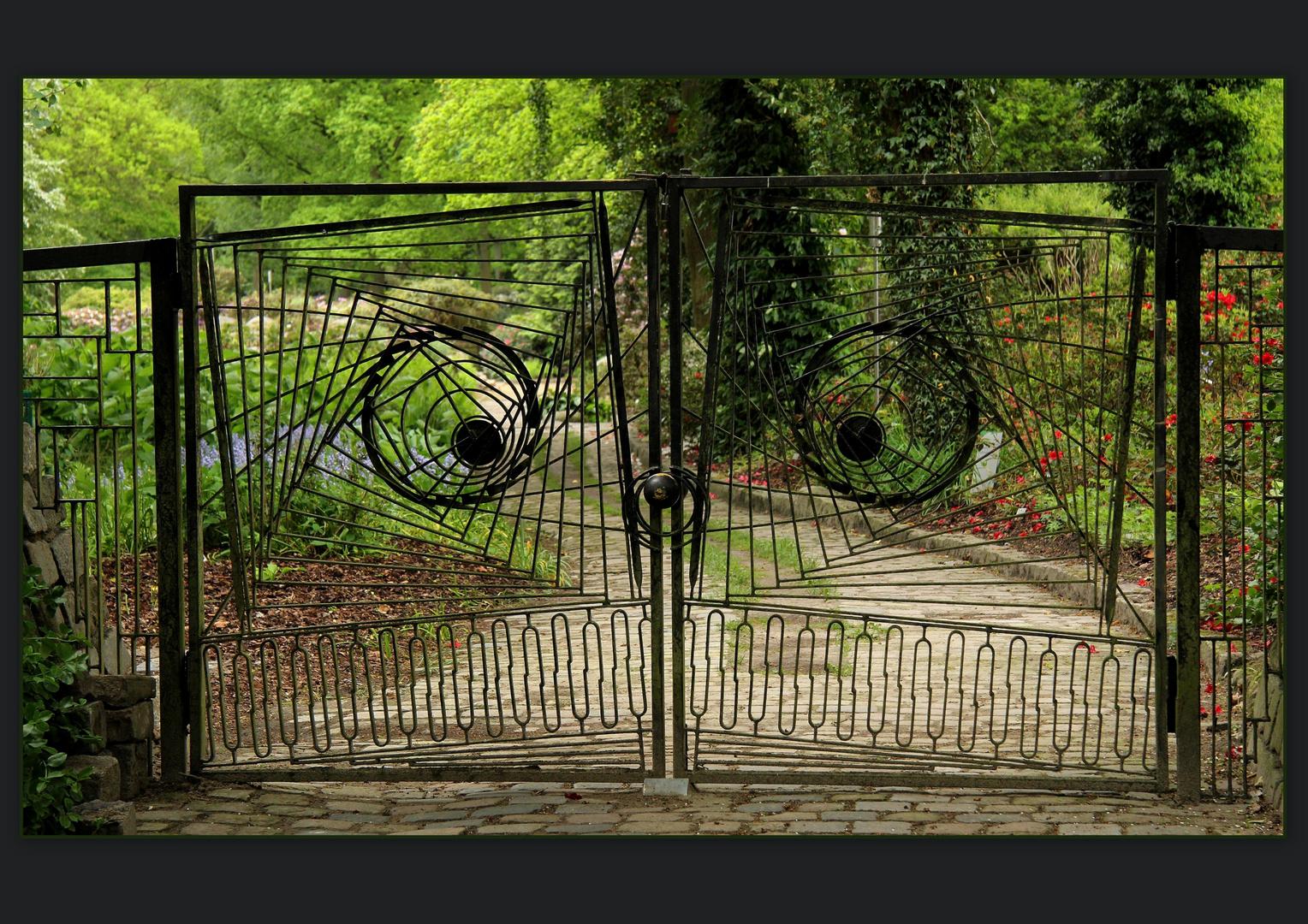 Das Tor....