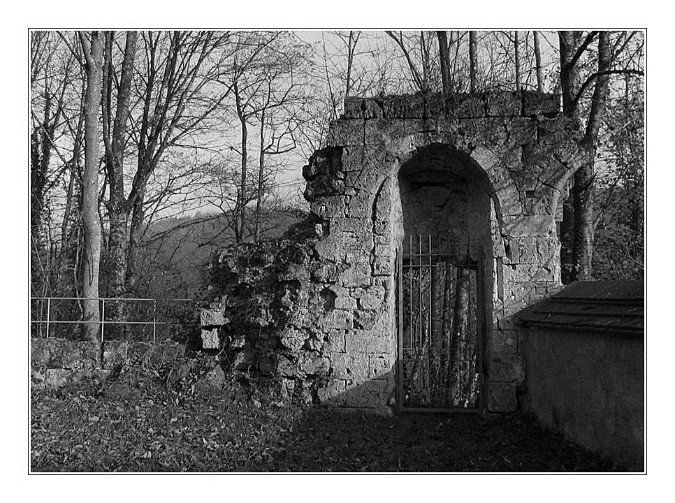 das Tor in den Abgrund....