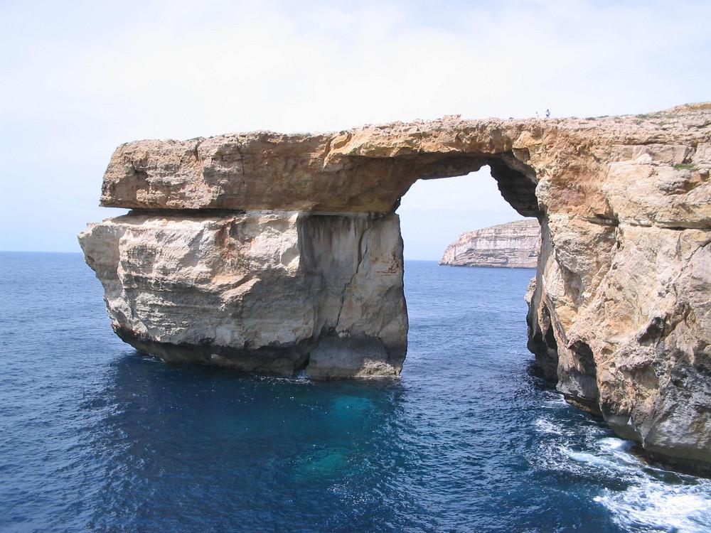 Das Tor zu Gozo ( Malta)