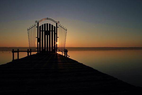 Das Tor zu See