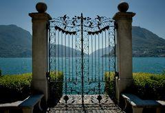 Das Tor zum Luganer See