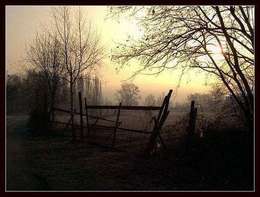 Das Tor zum neuen Tag