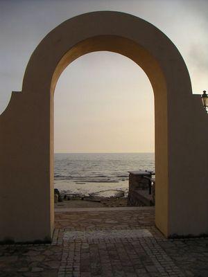 Das Tor zum Ozean