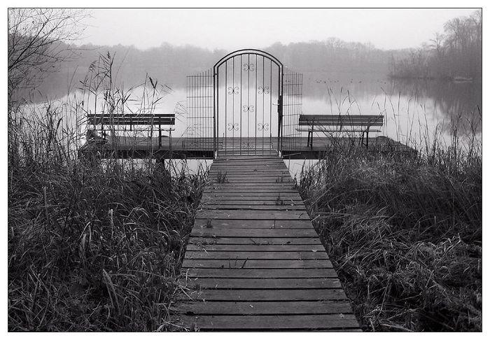 Das Tor zum See