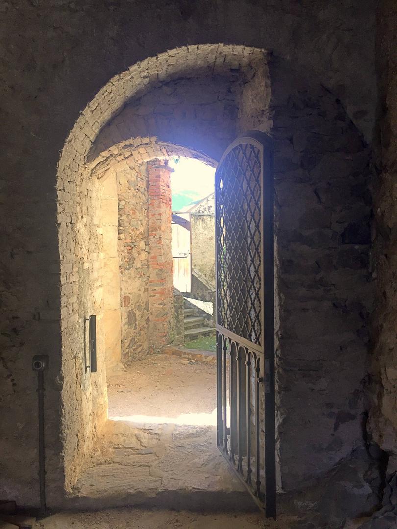 Das Tor zum Tor ...
