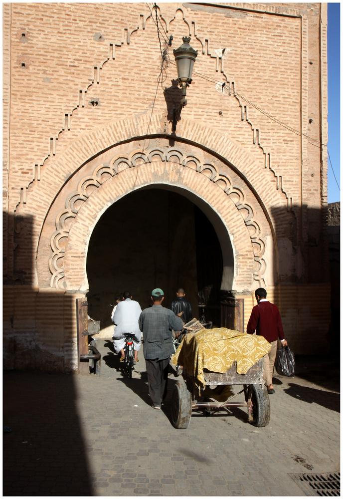 Das Tor zur Innenstadt