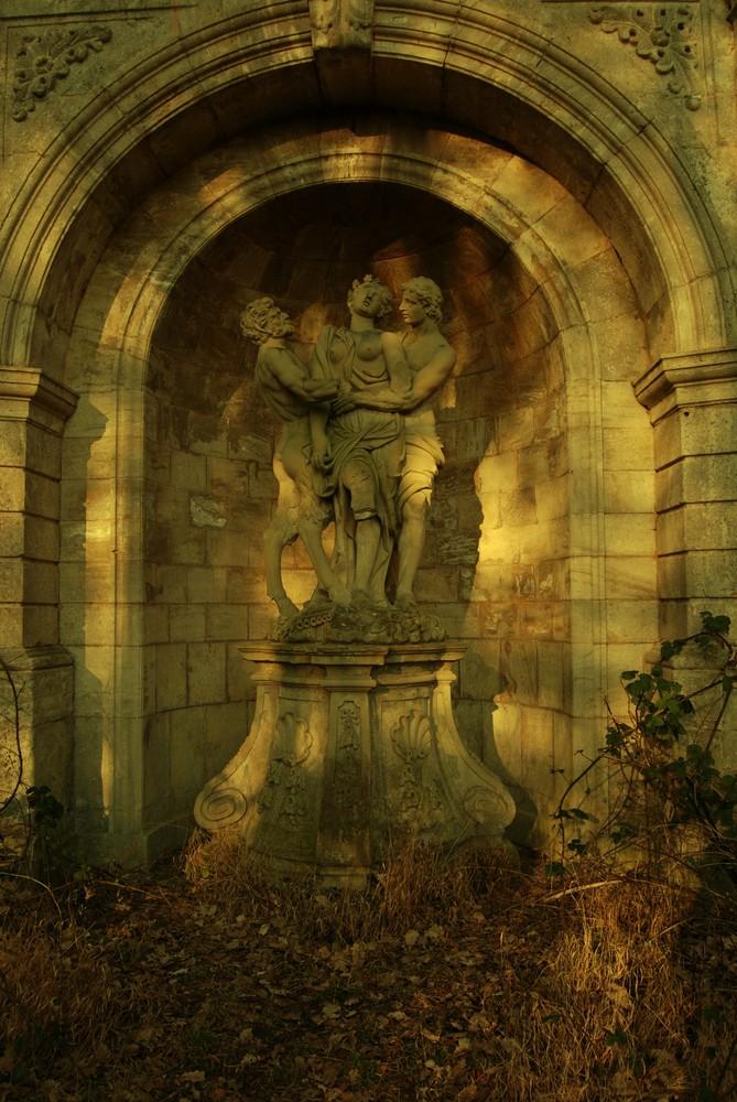 Das Tor zur Unterwelt....