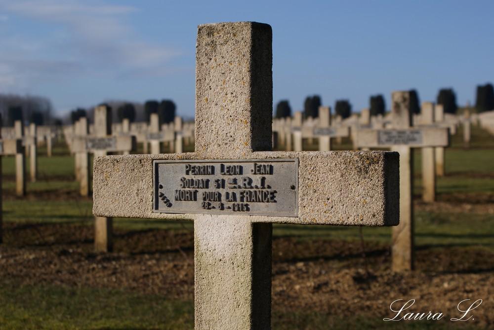 Das tragische Ende der Schlacht von Verdun...
