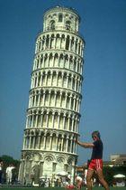 Das typische Pisa Bild
