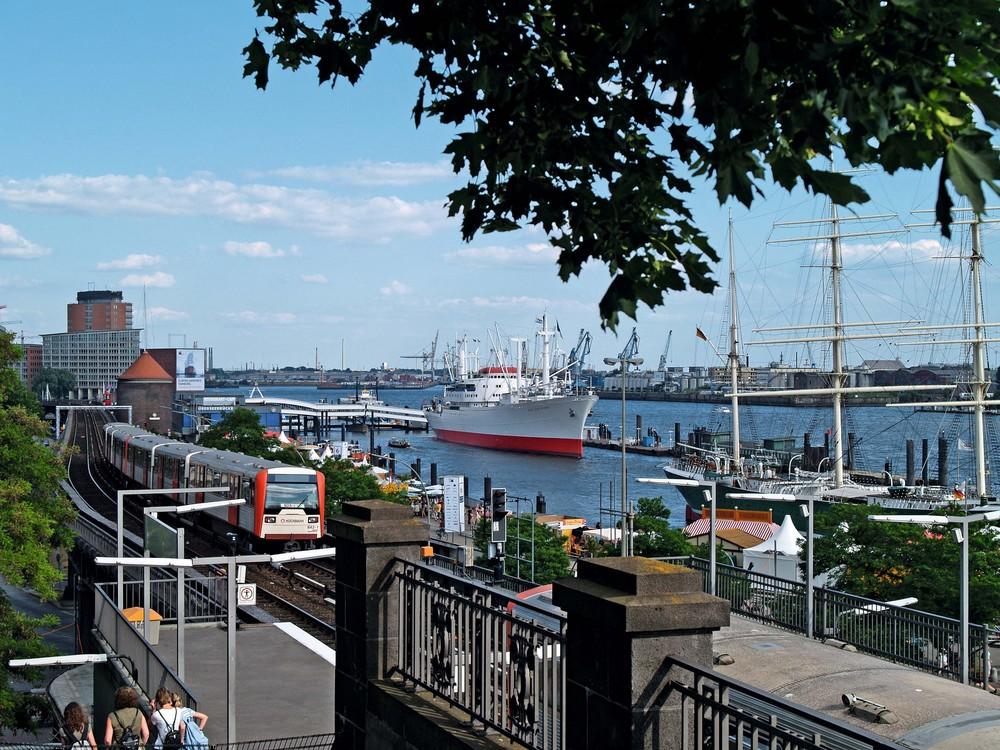 Das übliche Hamburg-Bild