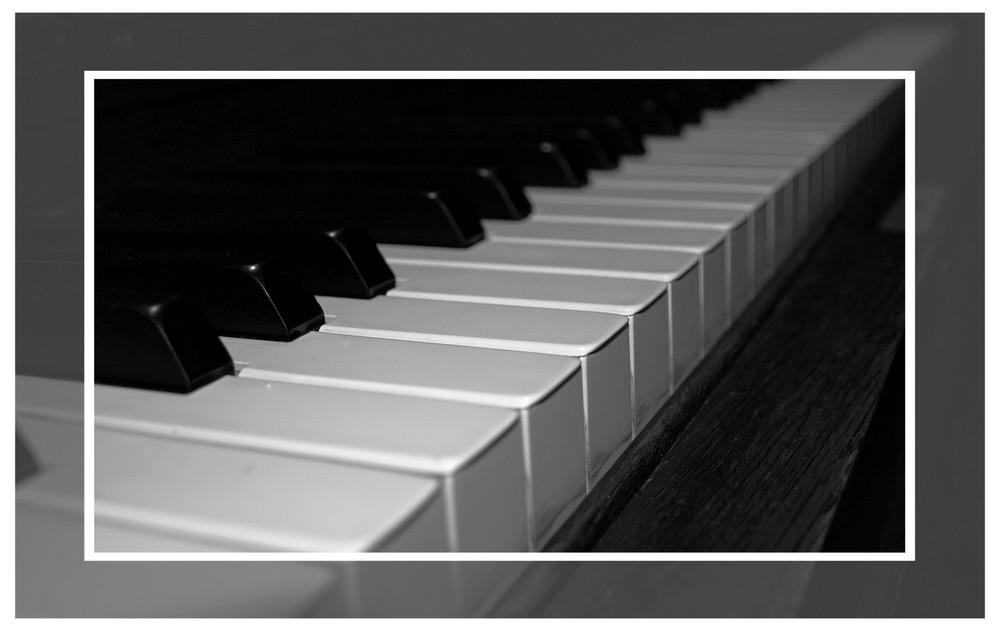 das unendliche Klavier