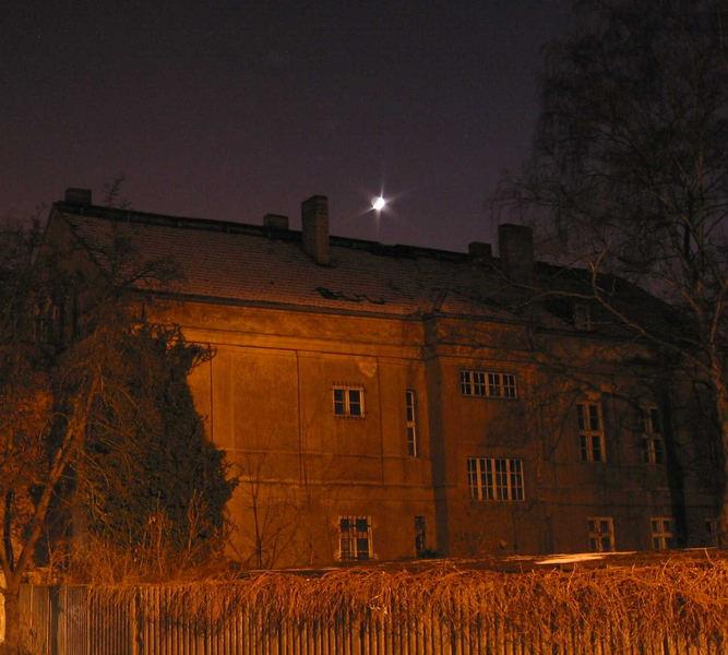 Das unheimliche Haus