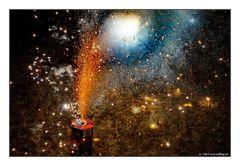 Das Universum aus der Pappschachtel...