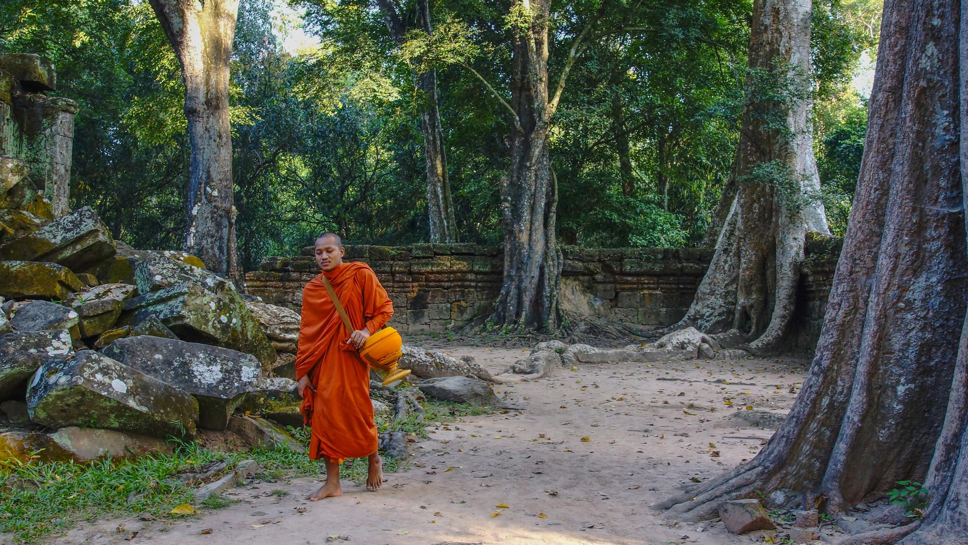 das vergessene Angkor Wat