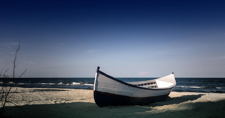Das vergessene Boot