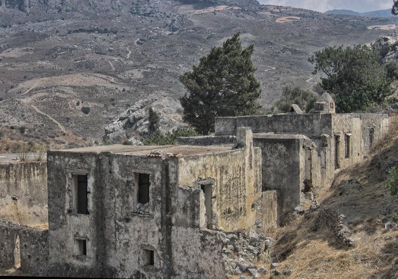 Das verlassene Kloster