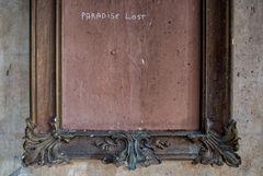 das verlorene Paradies...