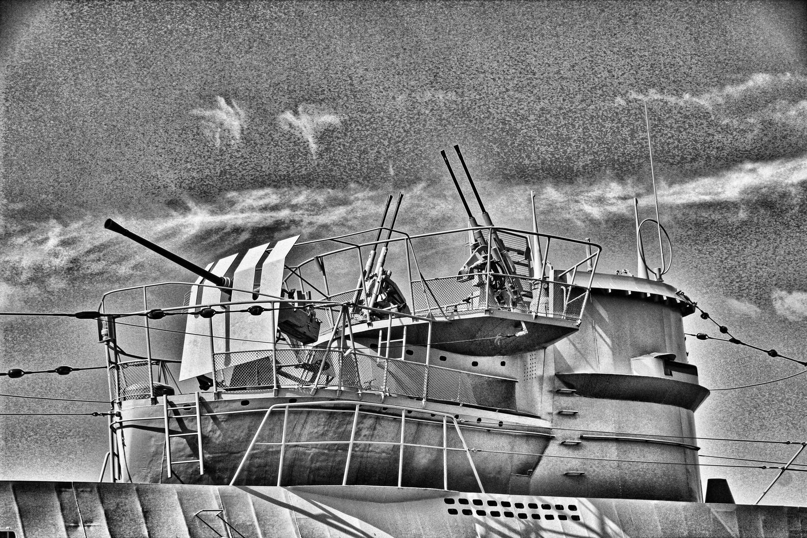Das verlorene U-Boot - Flakturm