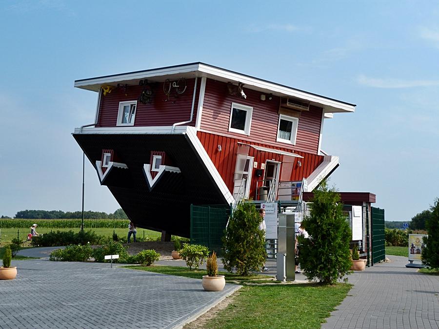 Das verrückte Haus von Bispingen.