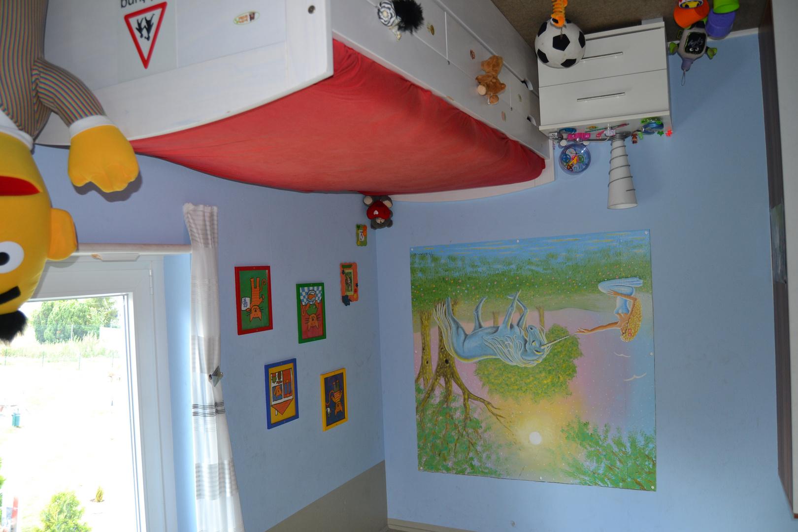 das verrückte Kinderzimmer