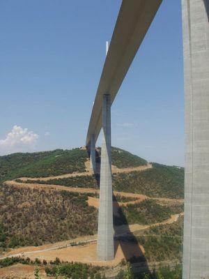 Das viaduct de Millau
