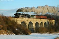 Das Viadukt..