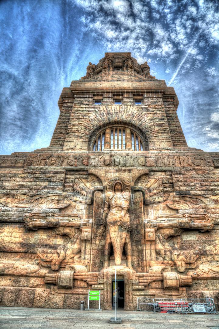 Das Völkerschlachtdenkmal