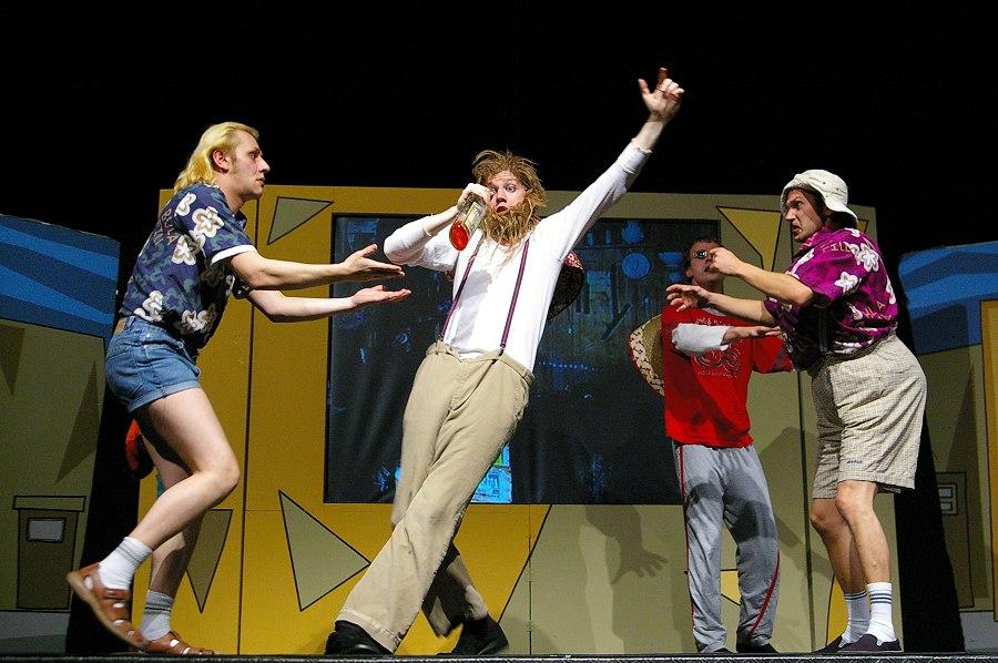 Das Vollplaybacktheater: Die Drei ??? und der Superpapagei