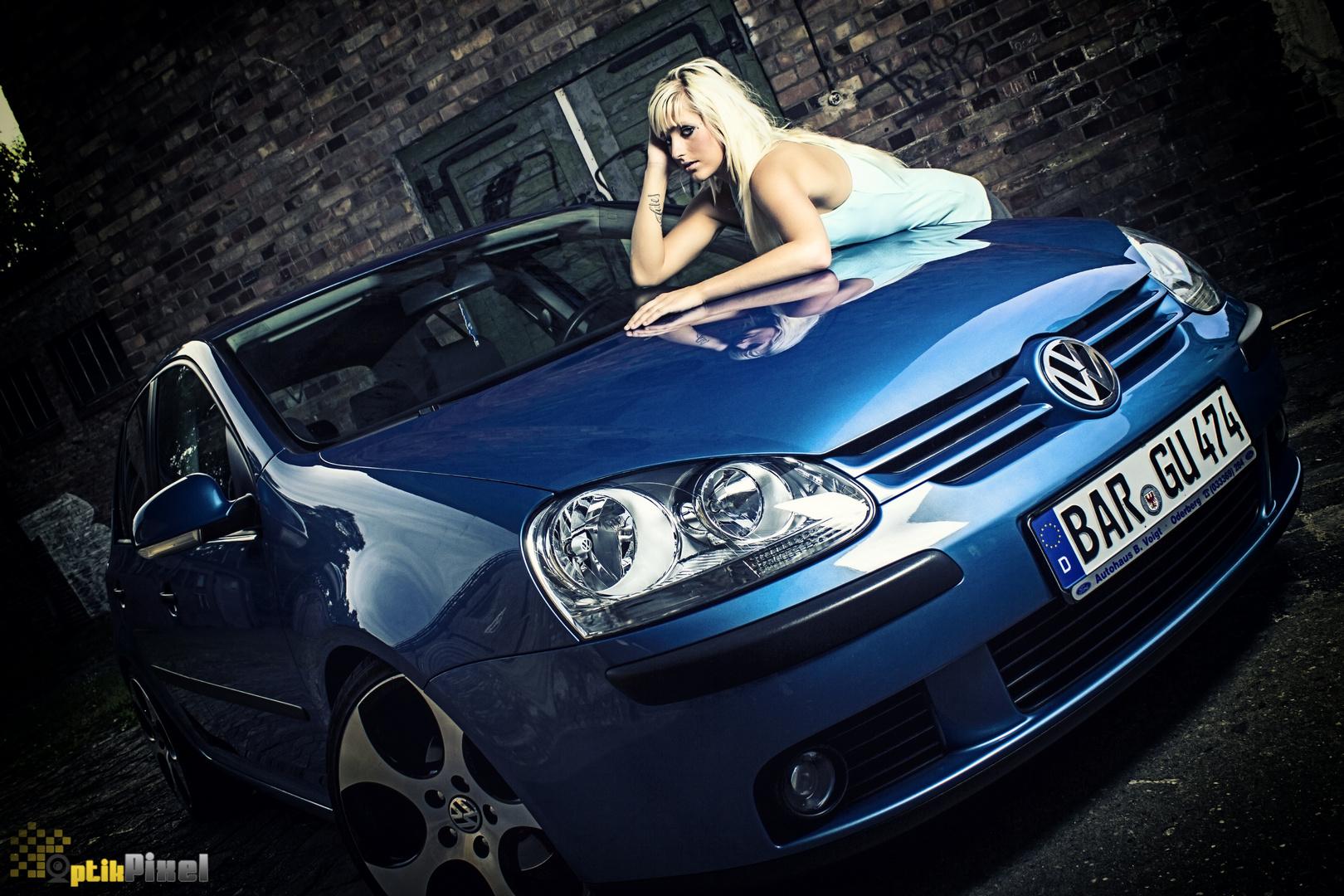 Das VW Girly