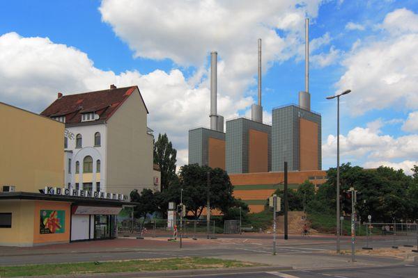 Das Wahrzeichen von Linden (Hannover)