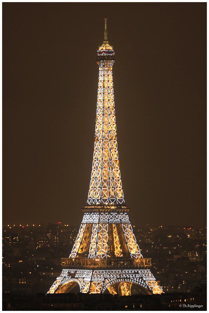 das wahrzeichen von paris der eiffelturm foto bild europe france paris bilder auf. Black Bedroom Furniture Sets. Home Design Ideas